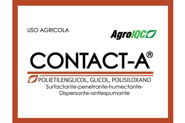 IQC - Agro - Adherentes y coadyuvantes - CONTACT A