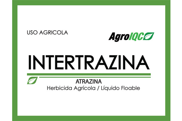 IQC - Agro - Herbicidas - INTERTRAZINA
