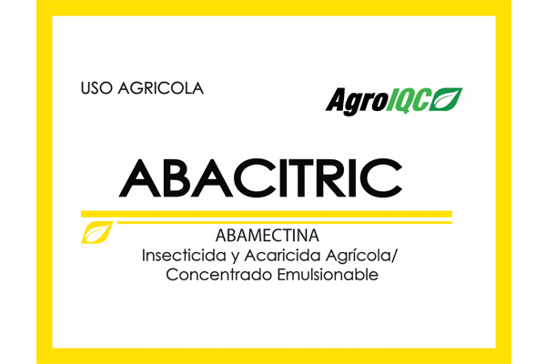 IQC - Agro - Insecticidas - ABACITRIC