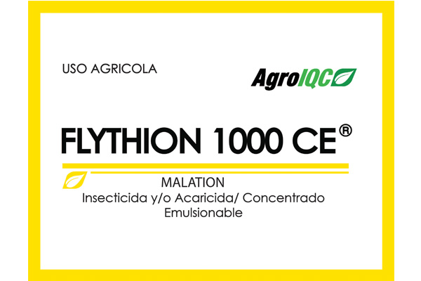 IQC - Agro - Insecticidas - FLYTHION 1000 CE