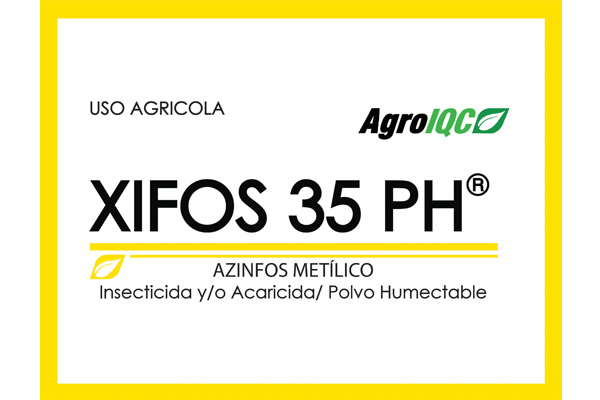 IQC - Agro - Insecticidas - XIFOS 35% PH